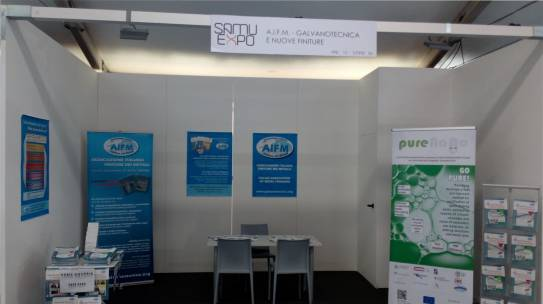 ASFIMET took part on 6-8 February in the SAMUEXPO fair in Pordenone, Italy