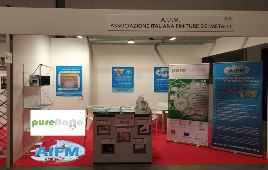 AIFM – ASFIMET participated to the 32nd BIMU FAIR, 14-17 October 2020, Milan, Italy