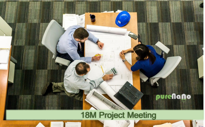 PureNano 18M Project meeting